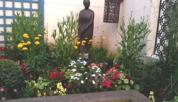 St Ethelburga's Garden (Venue hire)