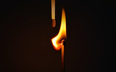 Lighting the fire of moral courage: How to be a peace-maker in an unravelling world