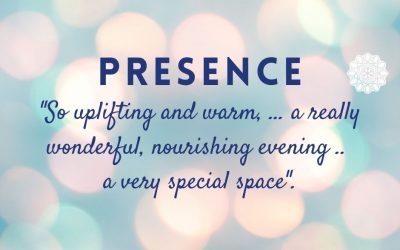Presence – Poetry & Music Open Mic
